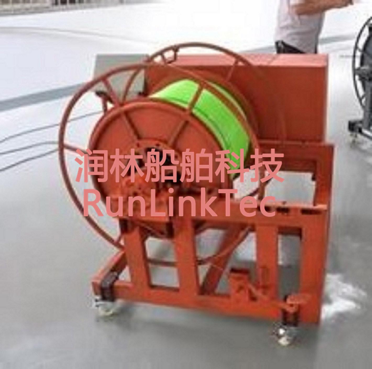 Mooring Winch Hydraulic Electric Handle Marine Equipment