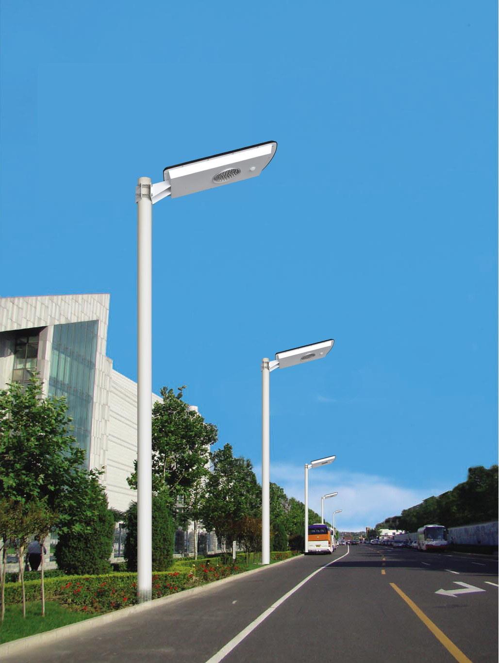 10W Solar Street&Garden Light with 2 Year Warranty