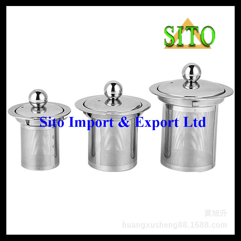 304/316 Stainless Steel Tea Strainers/Filters