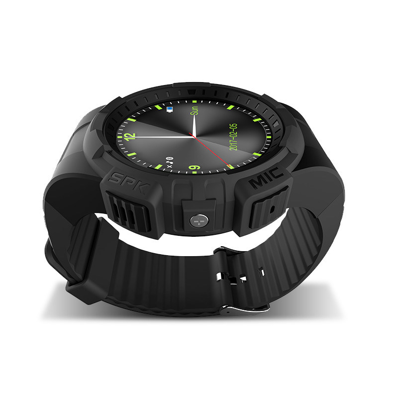 2017 New Sport Smart Watch with Bluetooth SIM Card for Android Smart Watch
