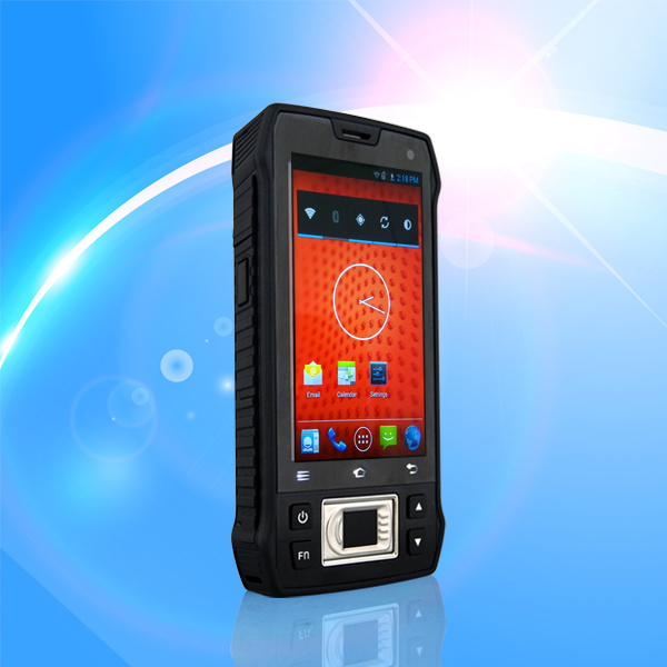 4.3 Touch Screen Android Fingerprint Time Attendance Machine with GPS GPRS 4G WiFi Function