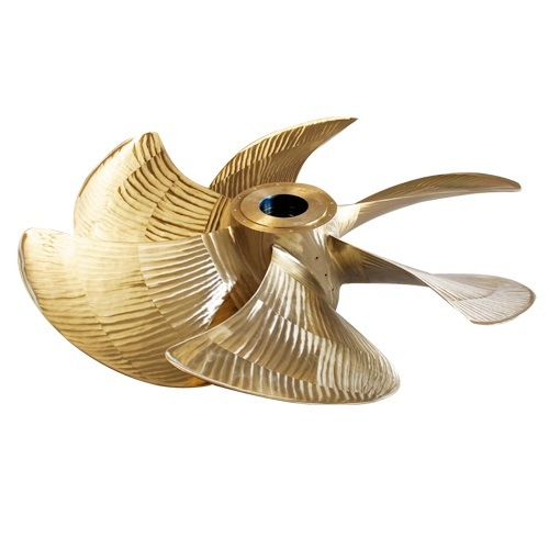 High Quality 4 Blades Ducted Propeller for Marine Boat