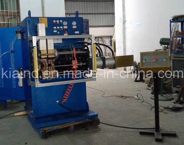 Copper Tube and Al Tube Butt Welding Machine