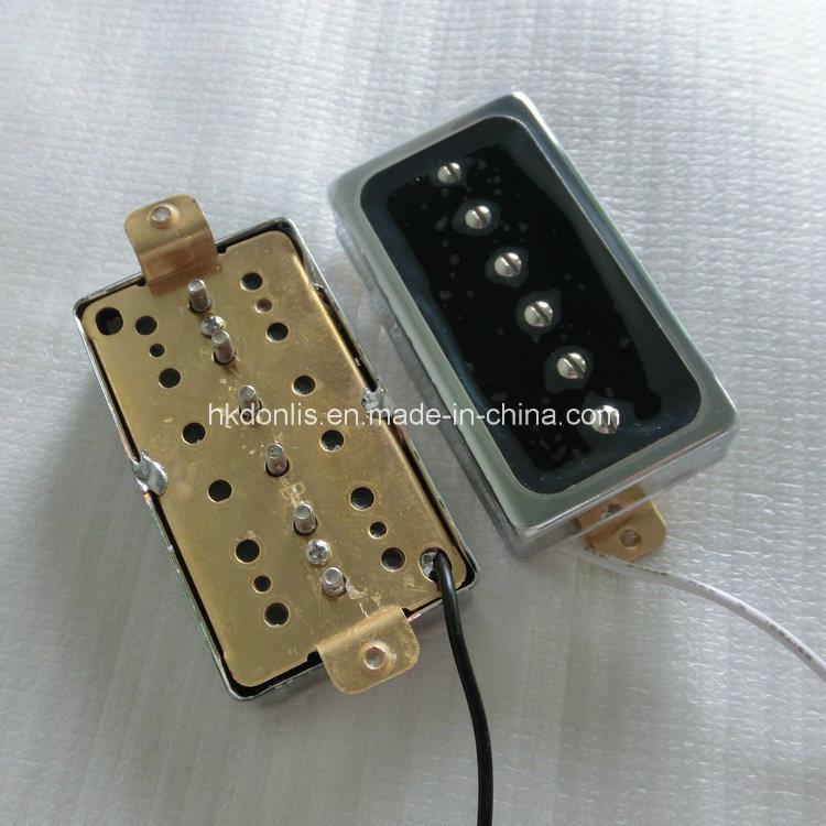 AlNiCo 5 P90 Humbucker Size Lp Guitar Pickup