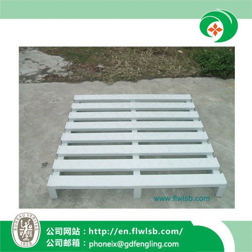 Customized Powder Coating Metal Pallet for Warehouse by Forkfit