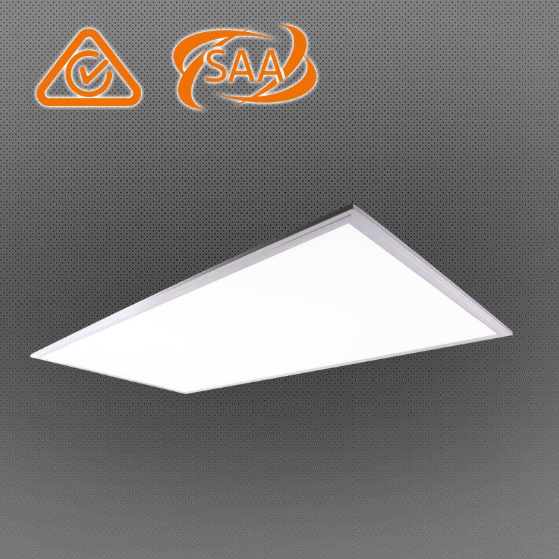 Dimmable 1195*595*10mm 70W 4000k LED Panel Light with SAA Rcm Certification