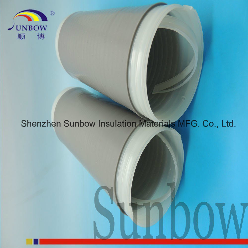 Elastic Silicone Rubber Cold Shrink Tube