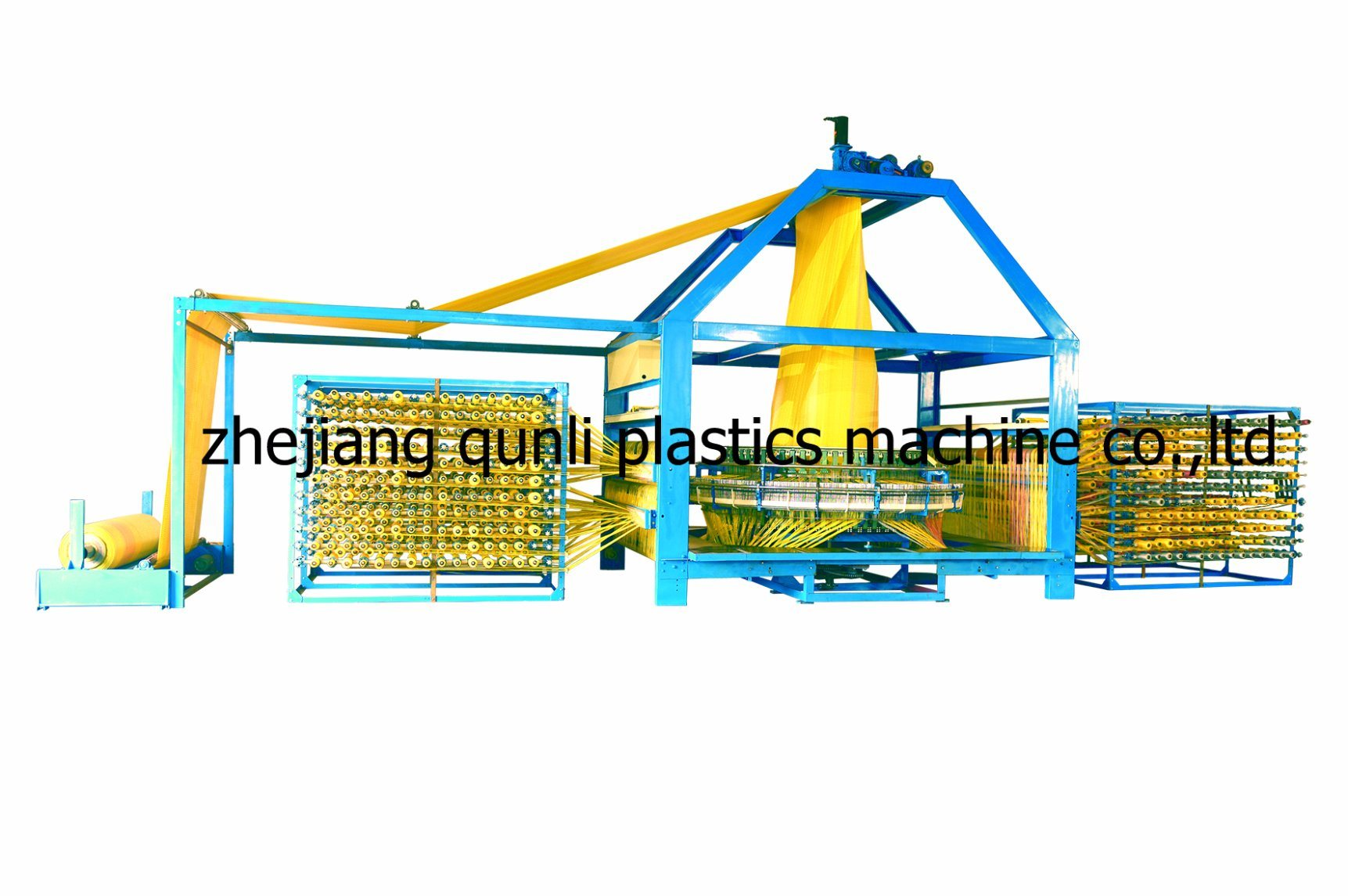FIBC Big PP Woven Bag Sack Making Machine Circular Loom