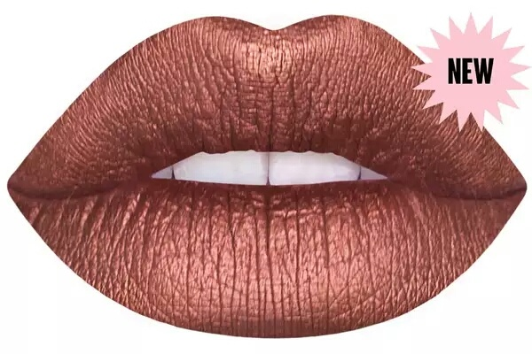 Metallic Matte Liquid Lipstick with Private Label