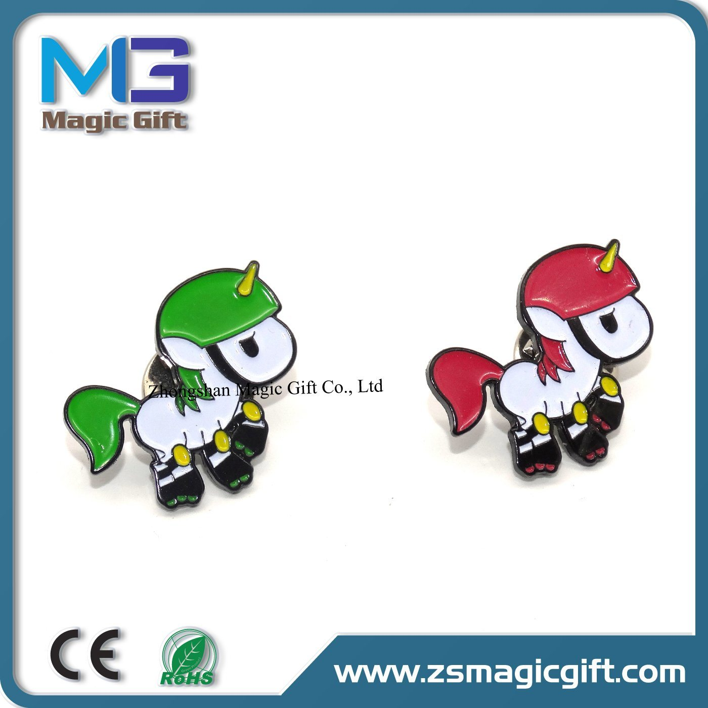 Cheap Promotional Souvenir Metal Crafts