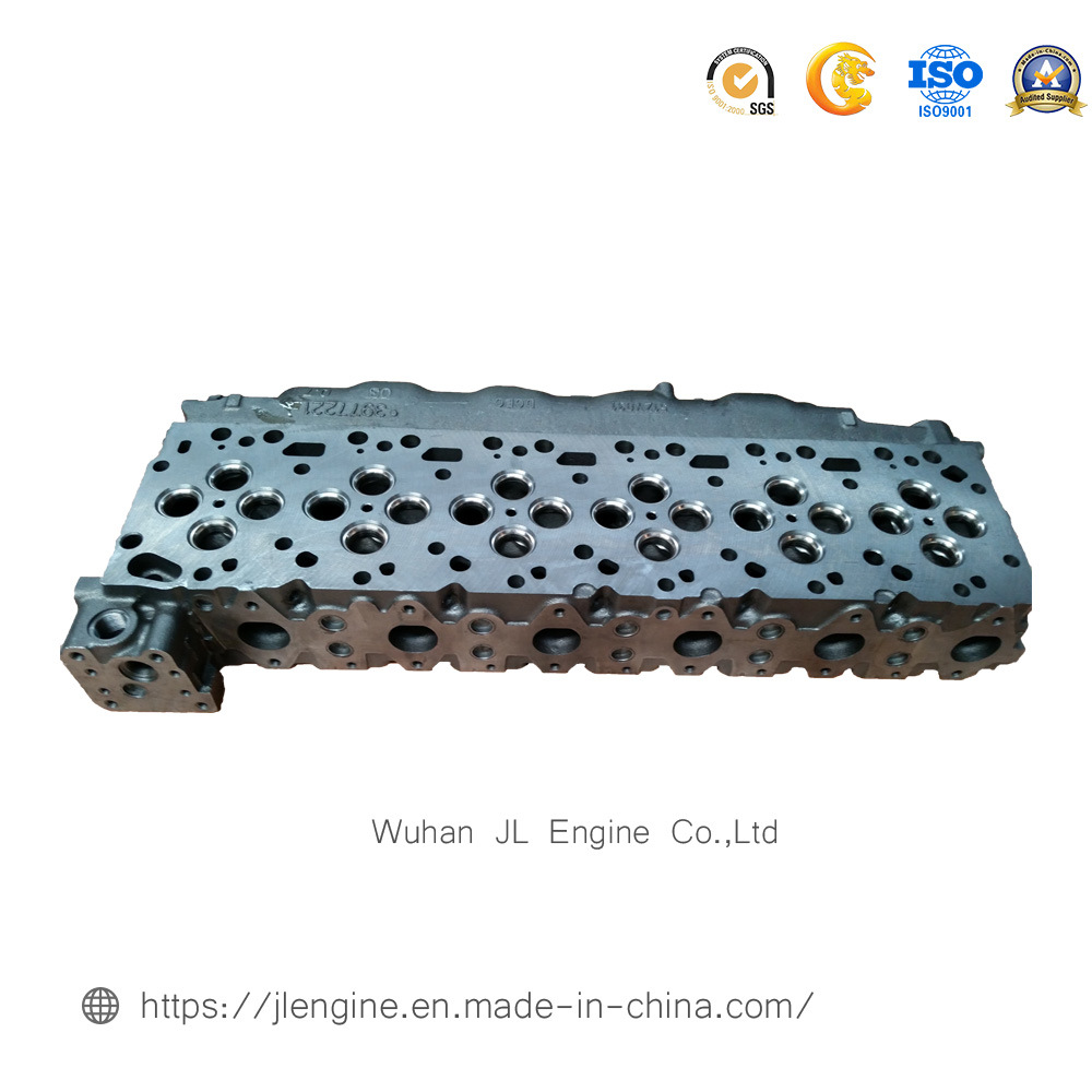 Qsd Cylinder Head 3977225 for Qsd6.7 Diesel Engine Parts