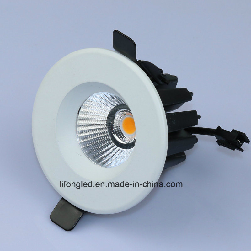 Driver UL Listed LED Downlight 7watt COB Round Down Light
