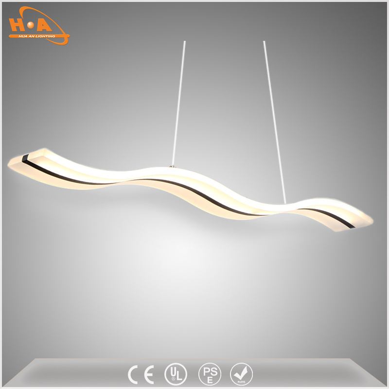 Modern Decorative LED Chandelier for Dining Room Pendant Light