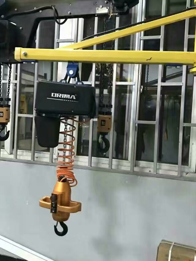 1t Brima High Reputation European Type Electric Chain Hoist