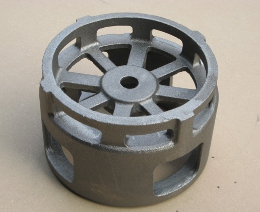 Casting Parts Stainless Steel Construction Casting