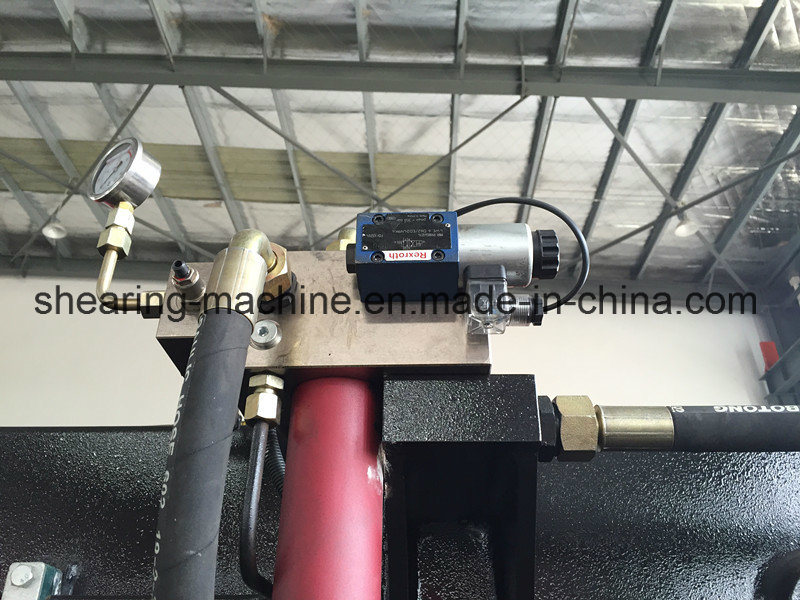 We67k-100t*4000 Hydraulic CNC Bending Machine for Sale