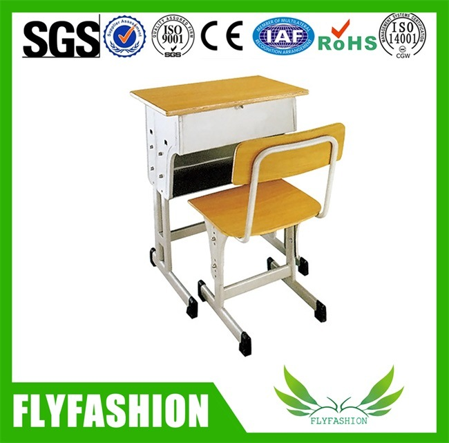 School Furniture Adjuatable Student Desk and Chair