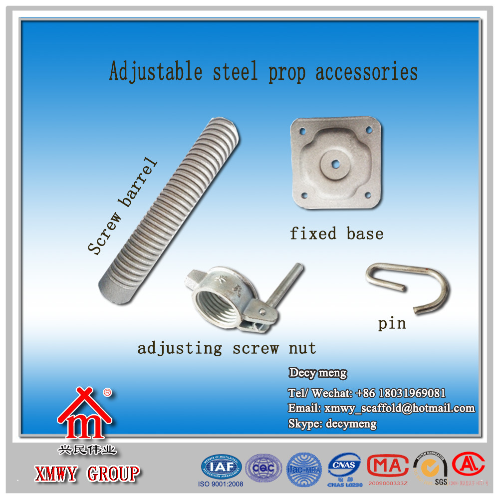 Slab Formwork System Accessory and All Kinds of Scaffolding Accessory