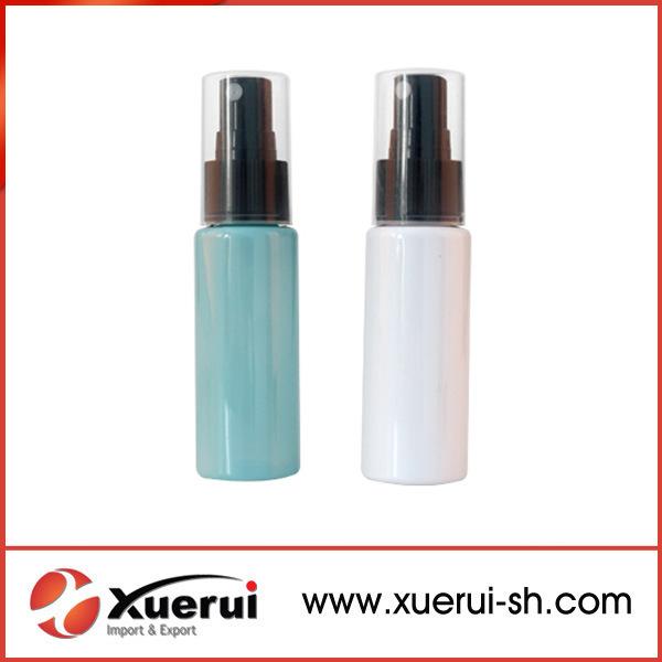 35ml Empty Mist Sprayer Cap Pet Cosmetic Plastic Bottles