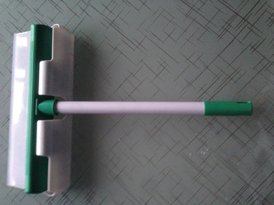 Window Squeegee with Handle