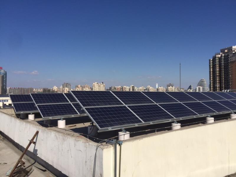 Haochang High Efficiency 265W up Solar Module Monocrystalline for off Grind System