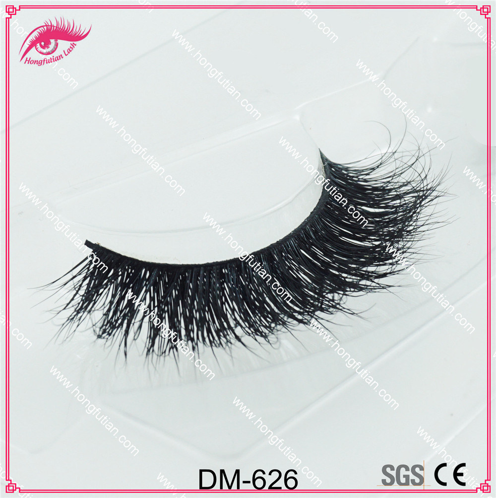 New Designed Mink Wispie Lashes 3D Lashes Wholesale
