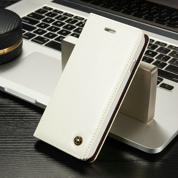 Luxury Leather Wallet Cell Phone Case for iPhone Phone Accessories