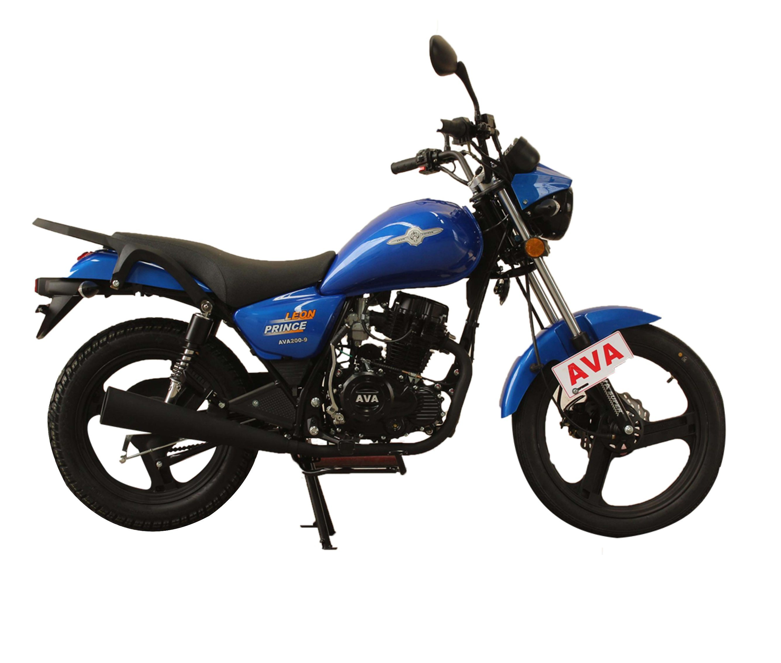 Scooter Motorcycle Ava200-9 Gas Scooter 200cc