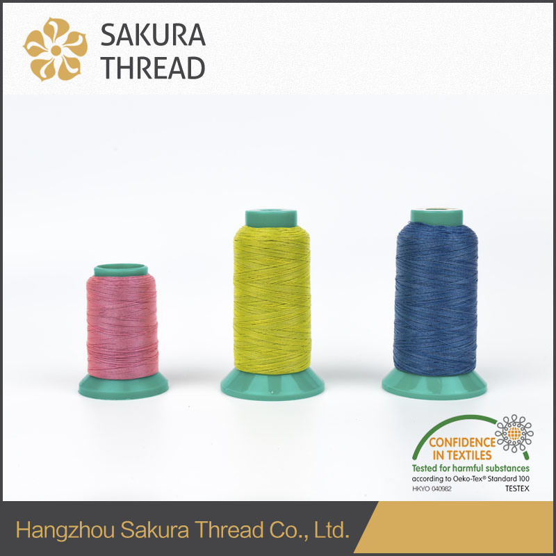 Oeko-Tex100 1 Class 100% Polyester Reflective Thread for Weaving