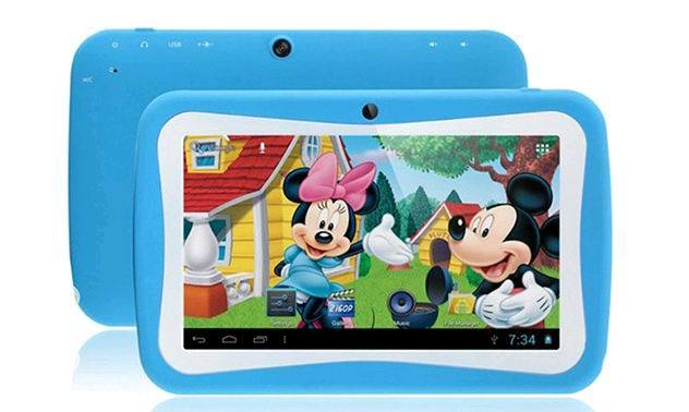 Kids Tablet PC 7.0 Inch Android 5.1 Lollipop Kids Learning Tablet PC