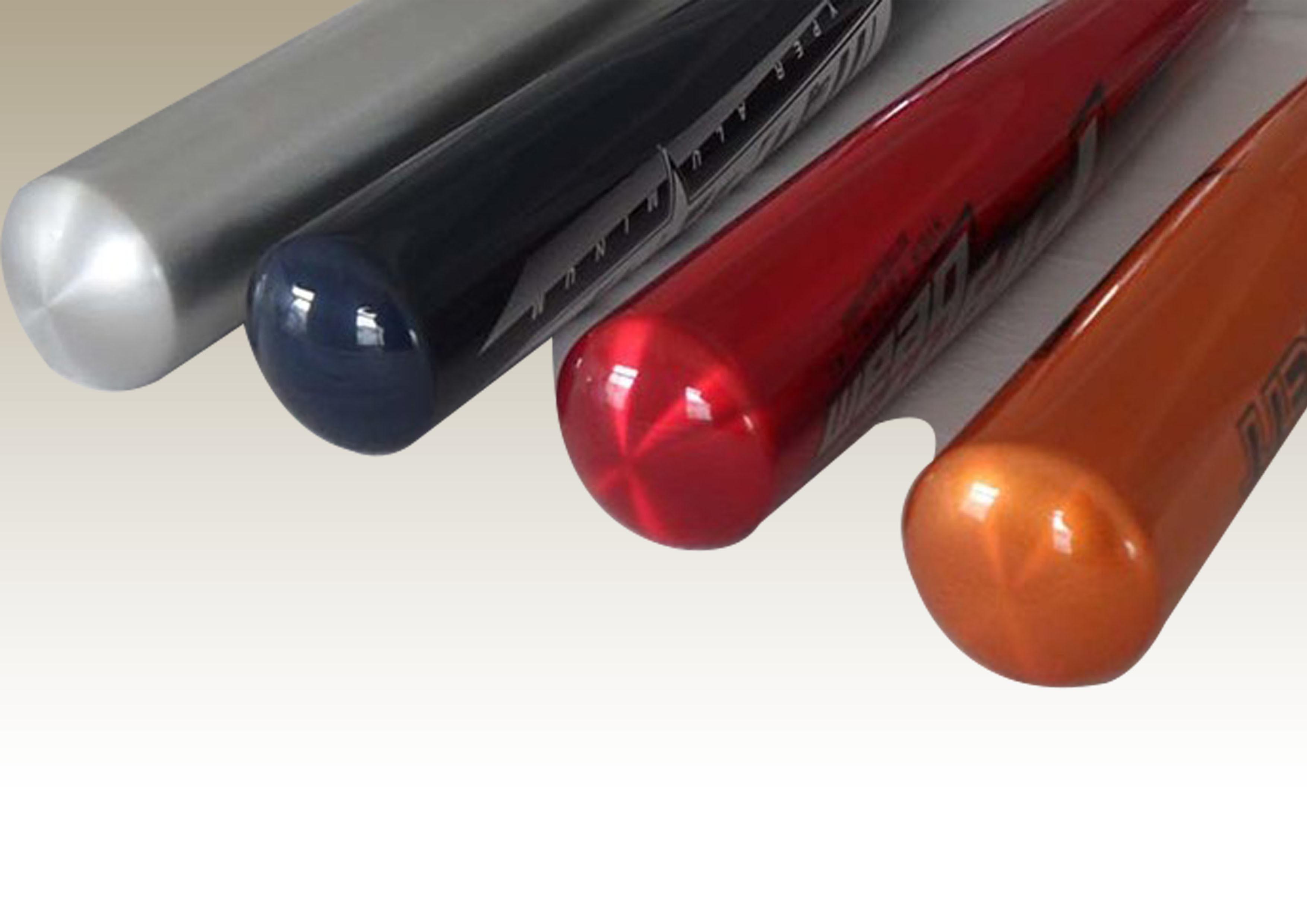 Rolled End 26/15 Teeball Baseball Bat