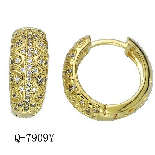 New Design Copper Earrings Fashion Jewelry