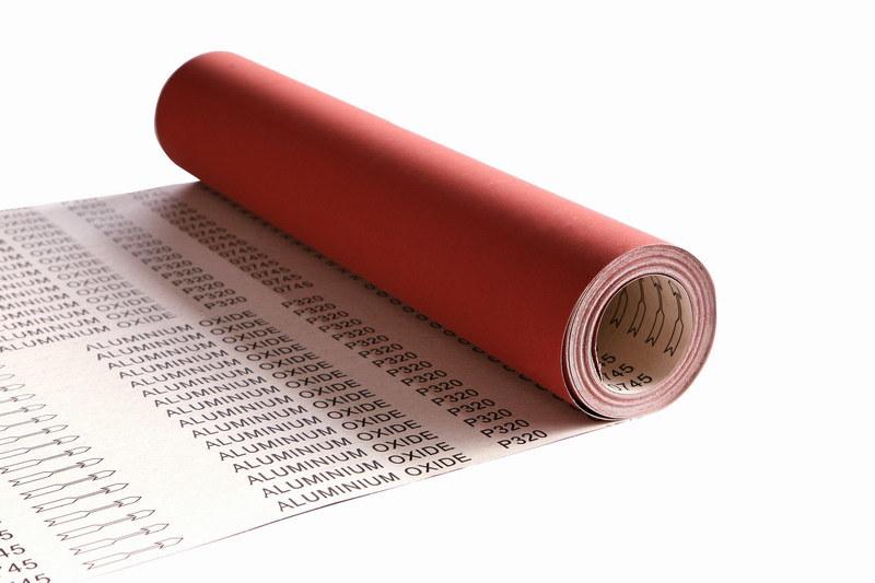 Aluminium Oxide Abrasive Paper/Sand Paper /Edger Disc (PA233E)