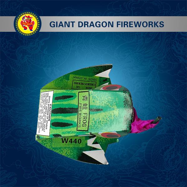 Frog Fireworks Toy Fireworks Novelty Fireworks