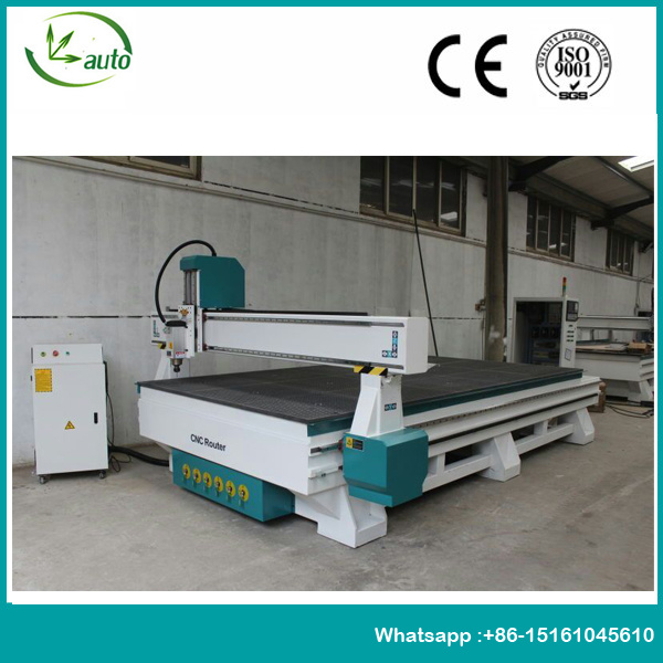 3D CNC Cutting Engraving Machine /Woodworking CNC Router 2040 for Door Making