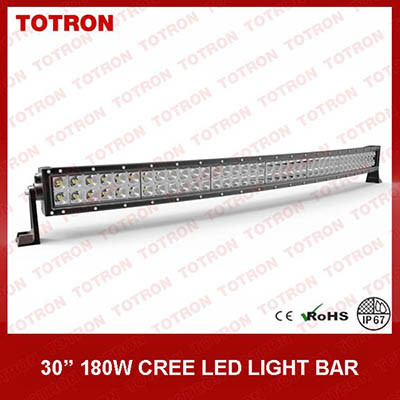 Super Bright 240W 40 Inch Curved LED Light Bar (TLB3240X)