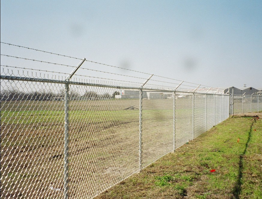 PVC Coated Galvanized Wire Mesh Fencing/Wire Mesh Fencing