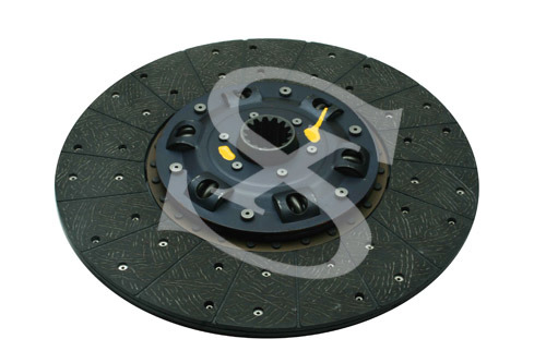 Clutch Disc Heavy Duty (XSCD017)