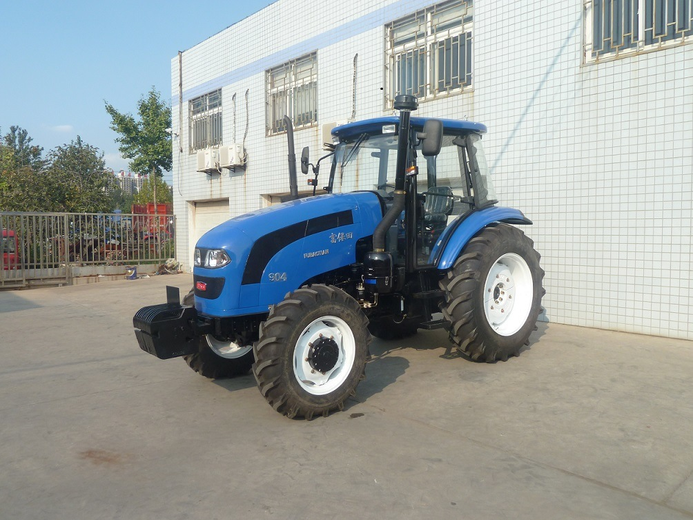 4WD Farm Wheel Tractor Agriculture Tractor