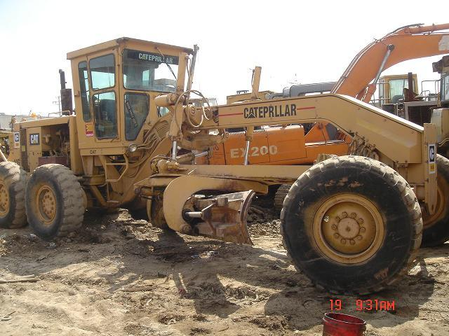 Caterpillar 14G – Used Caterpillar 14G in Europe