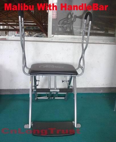 Malibu Pilates Pro Chair Sculpting Handles Excercise: Malibu Pilates Chair With Handle Bar (LT-AB017A)