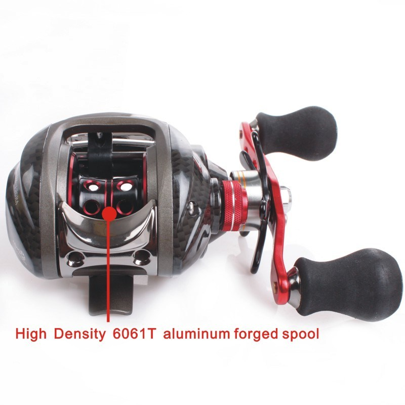 in Stock Baitcasting Bait Casting Fishing Reel