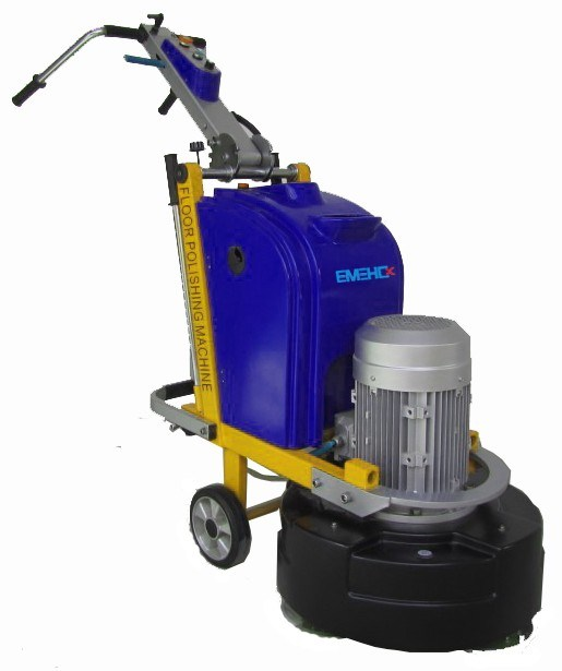 China floor grinding polishing machine e600r china for Floor grinding machine