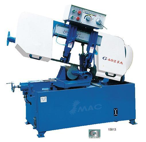 Horizontal Band Saw Machine with Cutting Machine (G4028A)