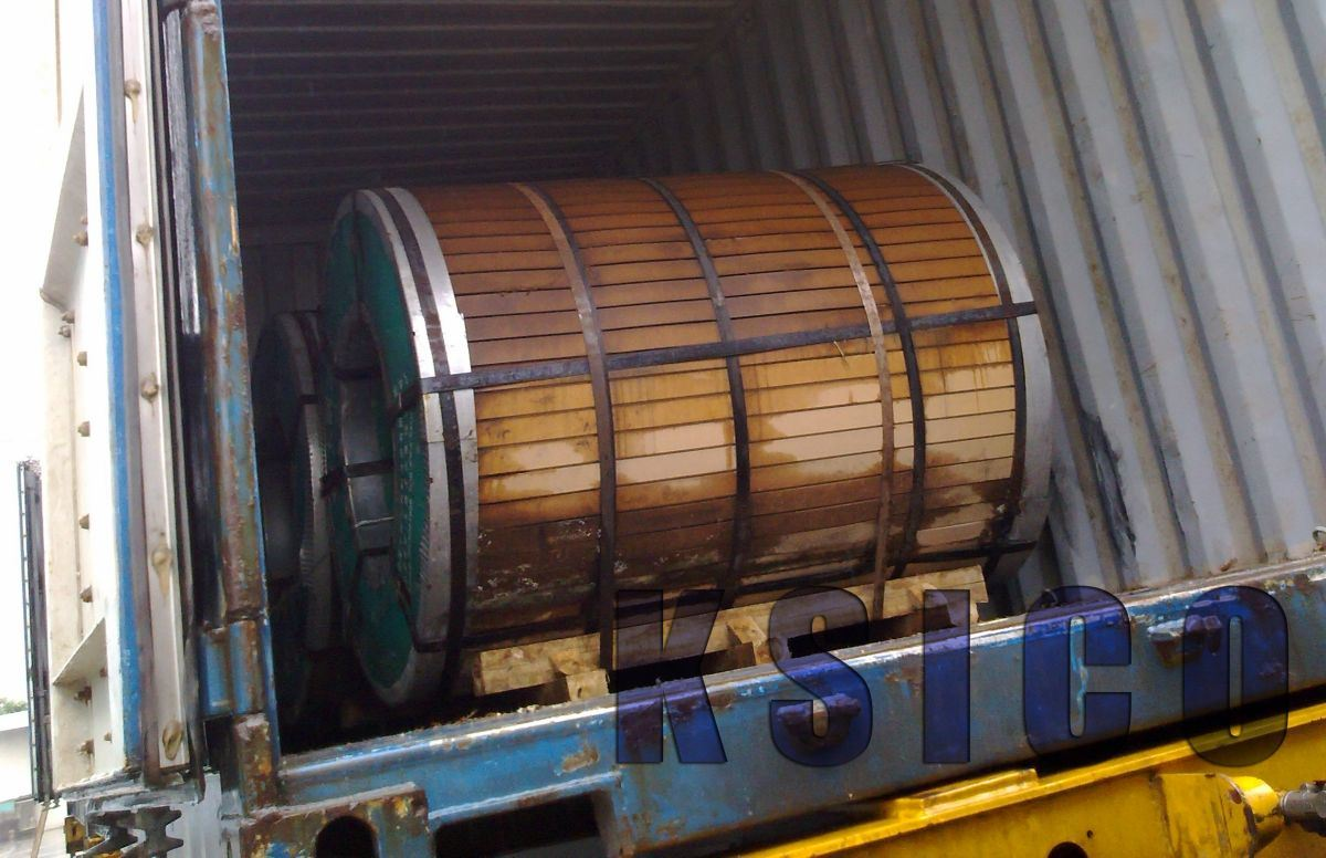 Ba Ddq Cold Rolle 1%Cu 1%Ni 201 Stainless Steel Coil