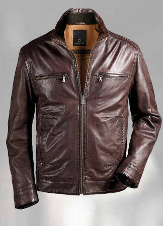 Leather-Jacket.com - The Elite Collection Leather Jacket