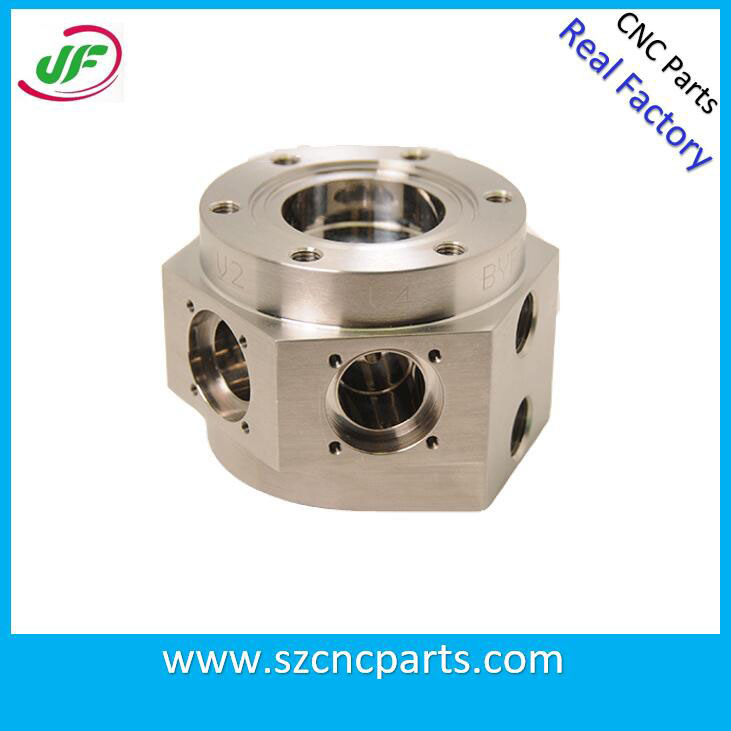 Stainless Steel Precision Milling CNC Machining Part for Auto, CNC Lathe Parts