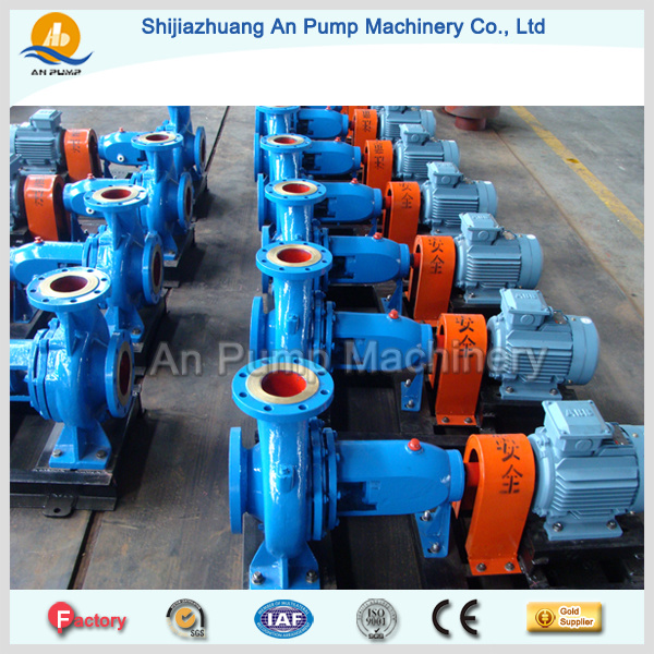 ISO Horizontal Centrifugal Stainless Steel Sea Water Pump
