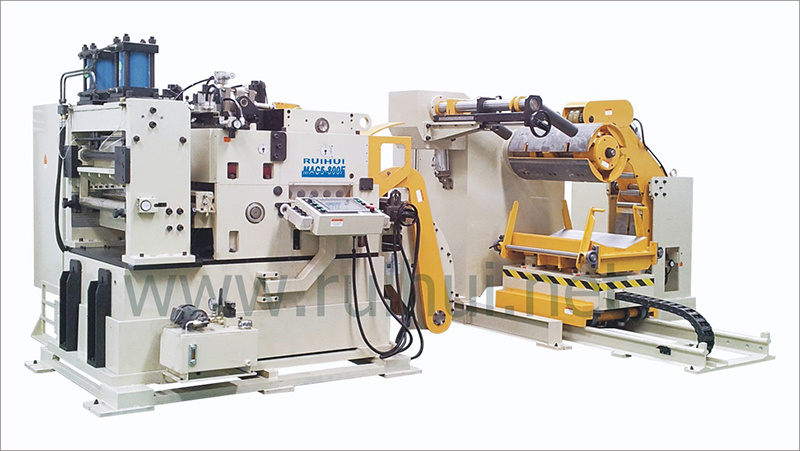 Automation 3 in 1 Straightener with Nc Servo Feeder (MAC5-800F)
