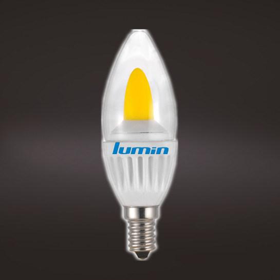 China 3W LED Candle Light - China Candle Light, Led Candle Light